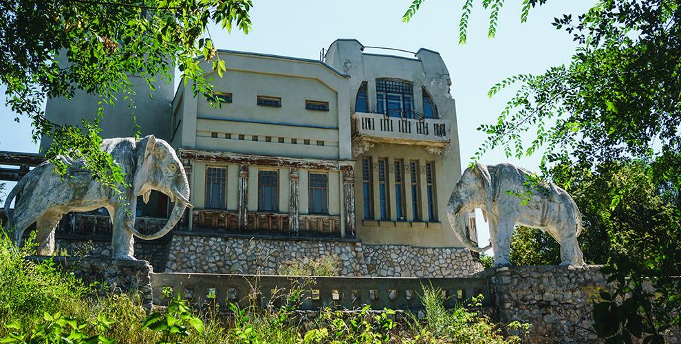 «Дача сослонами», Ширяево, экскурсии поСамаре итурпоходы