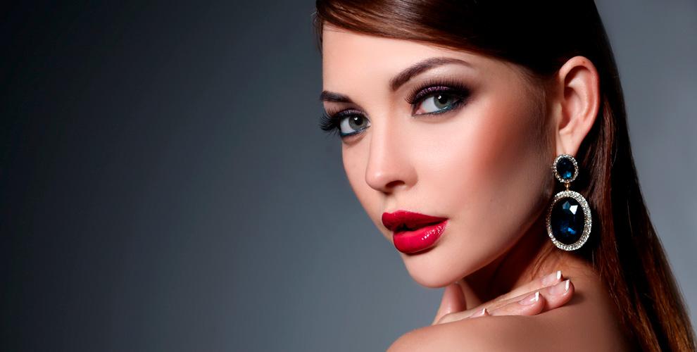 Перманентный макияж век, бровей и губ в салоне «Мастер»