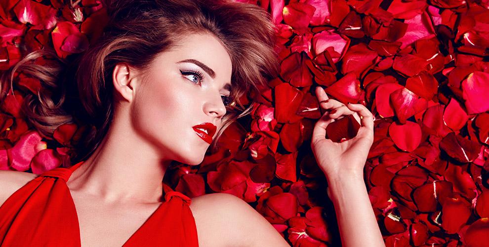 Перманентный макияж век, бровей и губ в салоне «Красоткион»