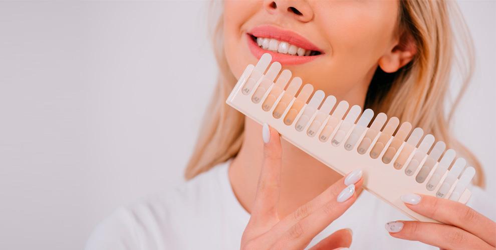 Косметическое отбеливание зубов изубная щетка Mybrilliant smile