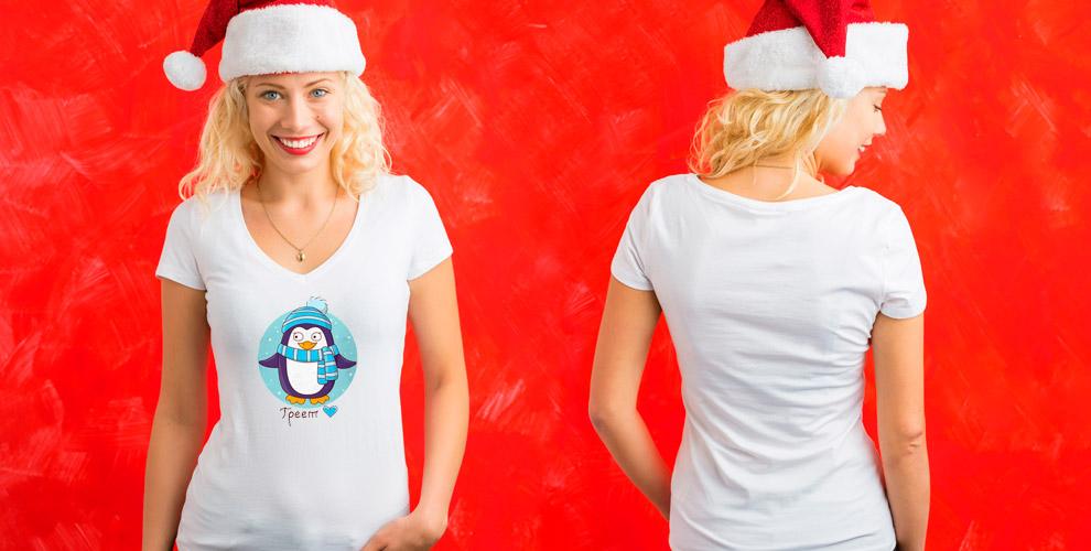 Печать фотографий, изготовление белой футболки ифотошара вцентре «1000 Идей»