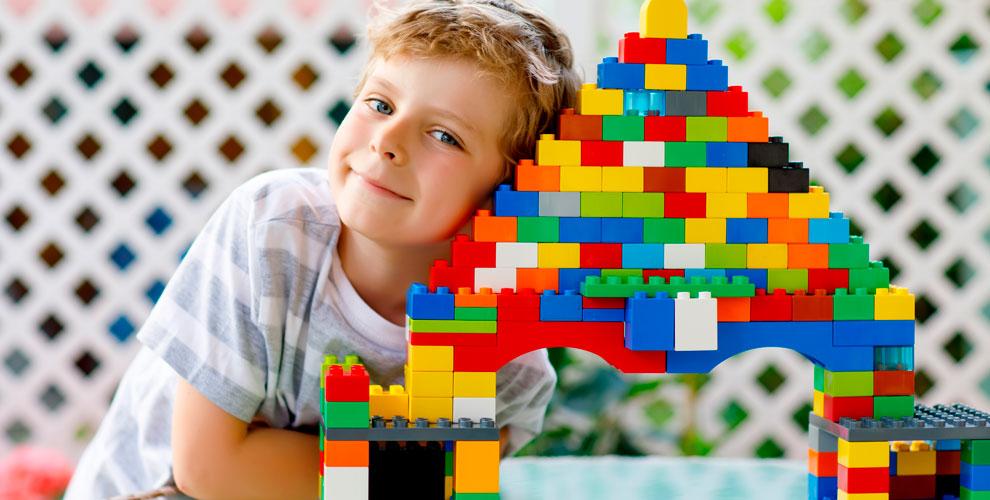 Посещение детского игрового центра «Мир конструктора»