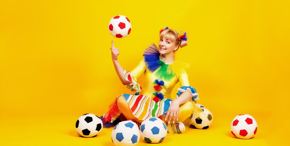 Аренда детской комнаты, шоу мыльных пузырей и другое от агентства «ИгроБум»