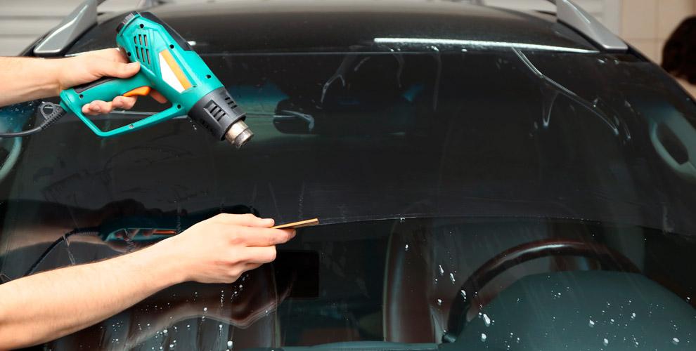 Тонирование стекол, бронированиефаризащита отсколов вавтосервисе «Автоград»