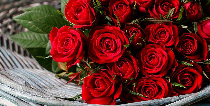 Любое количество роз и тюльпанов от салона FlowerPiter
