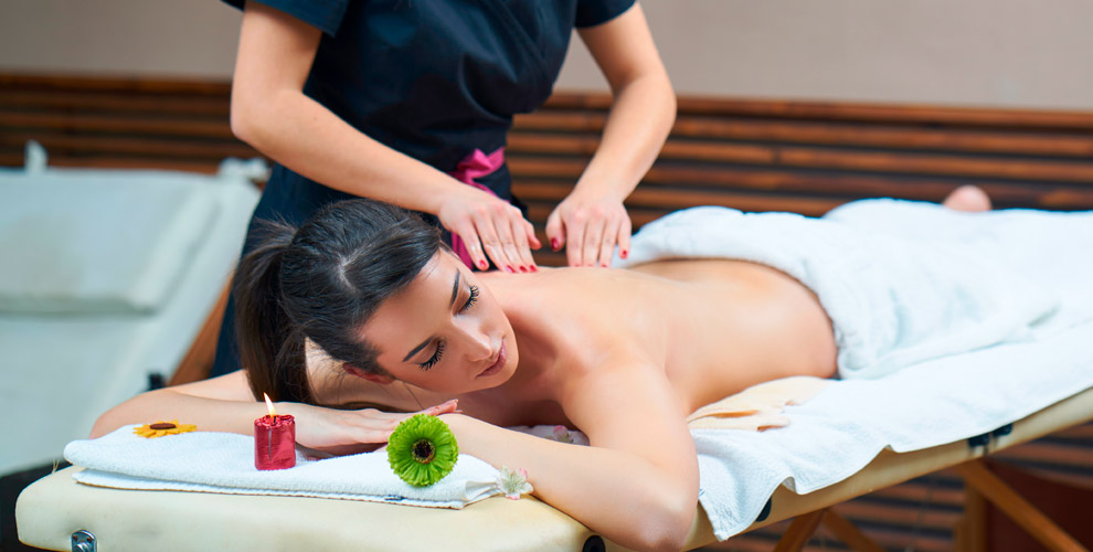 Антицеллюлитный массаж, программа «Тело вдело» вкабинете «Образ»