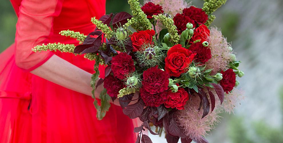 """Цветы в коробке, композиции и букеты от интернет-магазина """"Жасмин"""""""