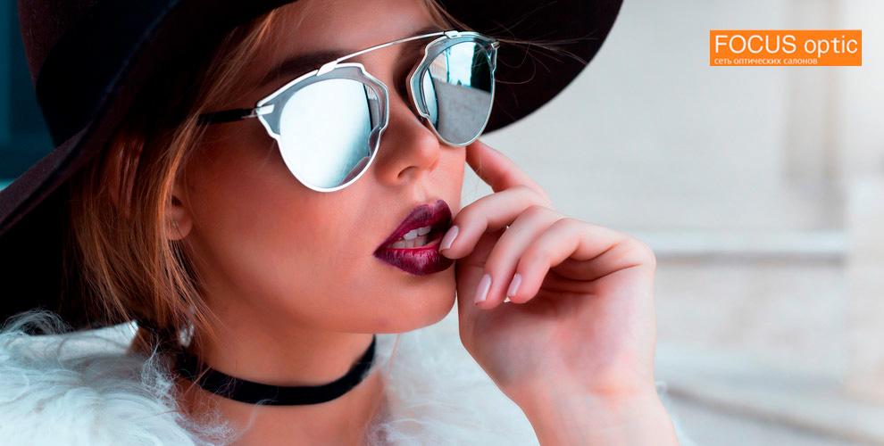 Диагностика зрения, контактные линзы, солнцезащитные очки в сети салонов FOCUS optic