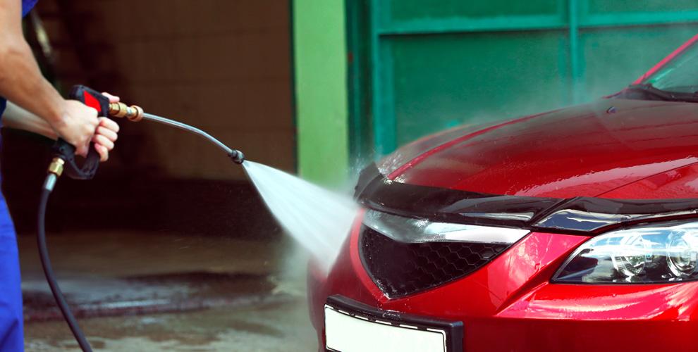 Мойка автомобилей снано-шампунем, химчистка салона вавтомойке «КОСМО24»