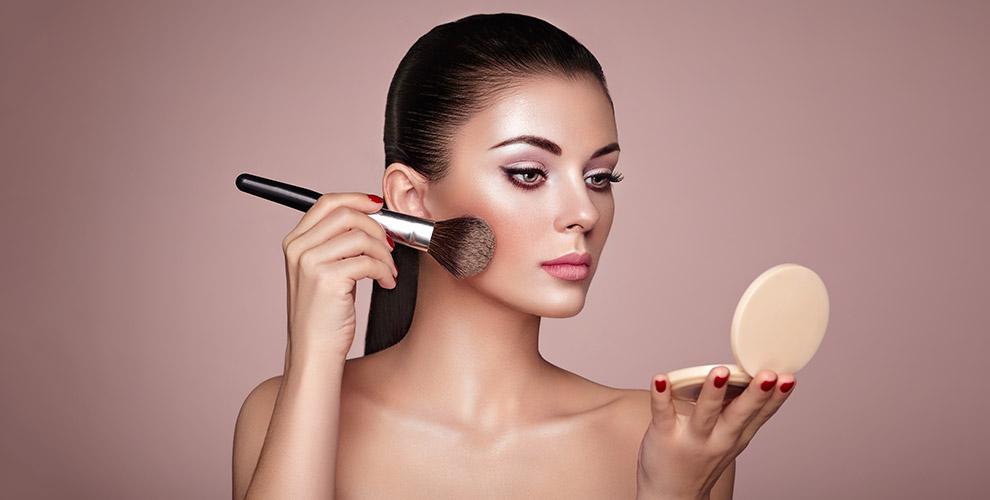 Курс «Сам себе визажист», макияж, оформление бровей от визажиста Ольги Константиновой
