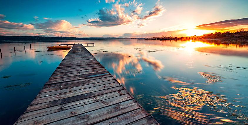"""Не прозевайте возможность провести лето жарко! Проживание в летних домиках на базе отдыха """"Заря-ЧТЗ"""" на озере Увильды"""