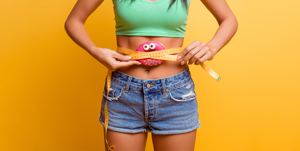 Участие в онлайн-проекте по снижению веса «Реконструкция тела»