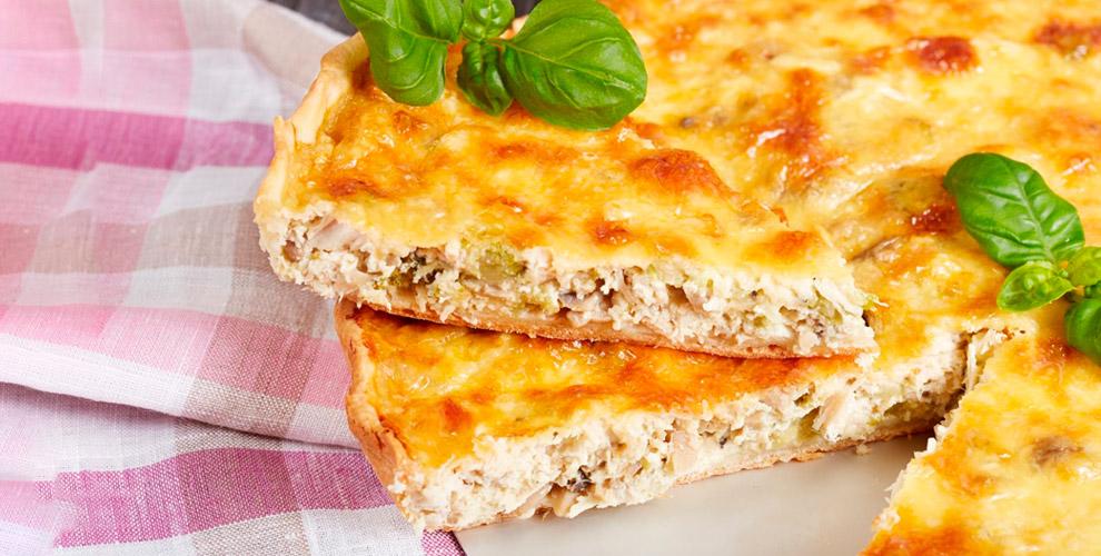 Пироги с мясом и сыром, курицей и другие от пекарни Ami Pirog