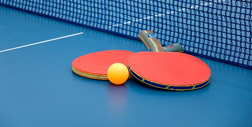 Групповые и индивидуальные занятия в клубе настольного тенниса «Энергия»