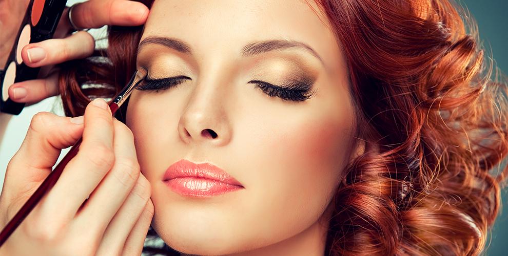 Вечерний, праздничный, свадебный макияж иукладка волос отстудии Татьяны Зубковой
