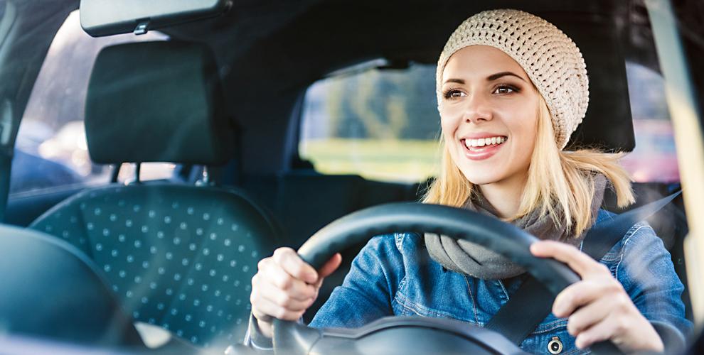 Курс обучения вождению на права категории «В» в автошколе «Экстрим»