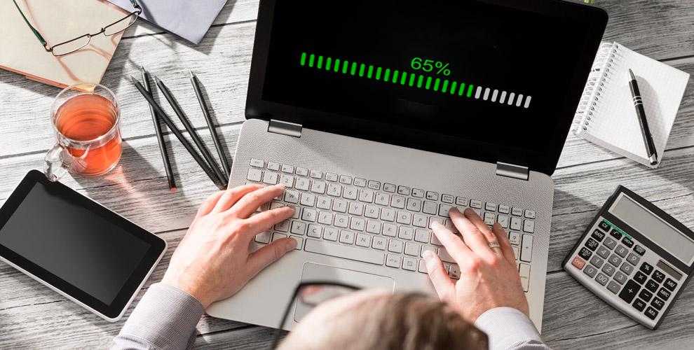 Комплексная диагностика и чистка ноутбука от компании «Нотбук54»