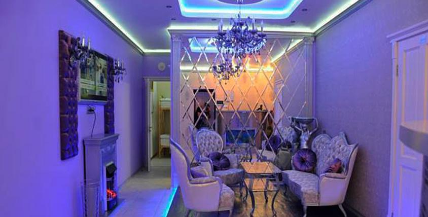 Проживание в гостинице VIP-hostel Nevskiy в центре Санкт-Петербурга от 350 руб.