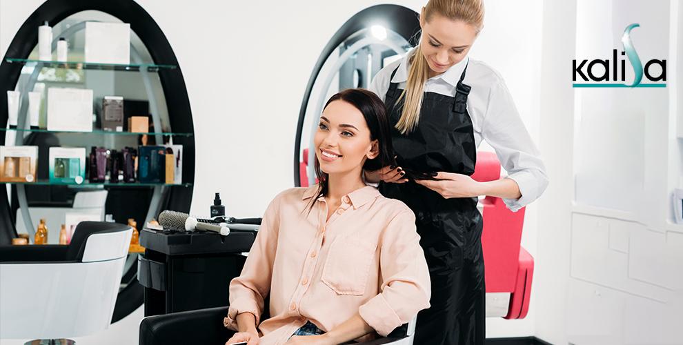 Женские и мужские стрижки, окрашивание и мелирование волос в салоне красоты Kalisa