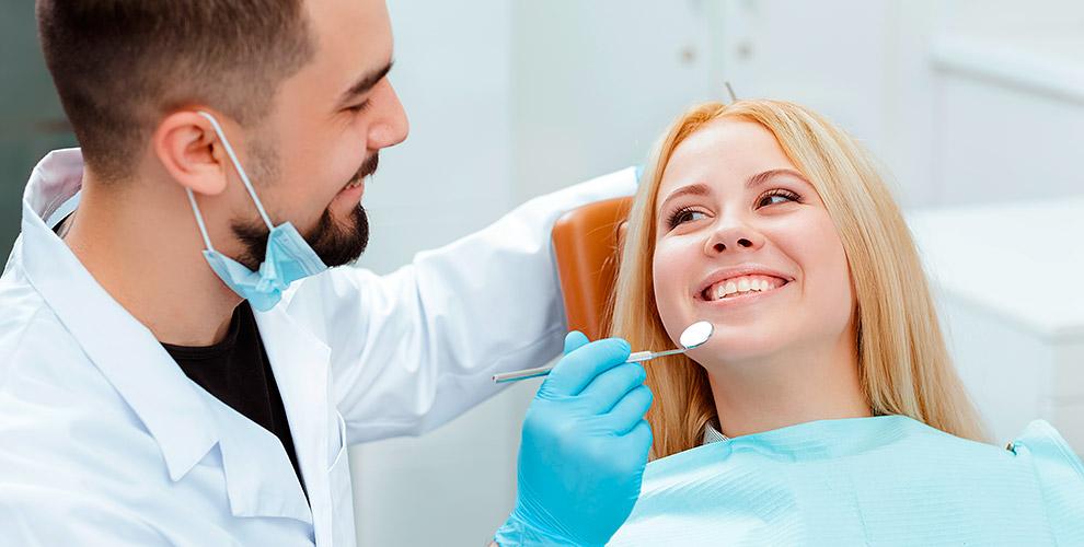 УЗ-чистка зубов, лечение кариеса и другое в немецкой стоматологии SMILE