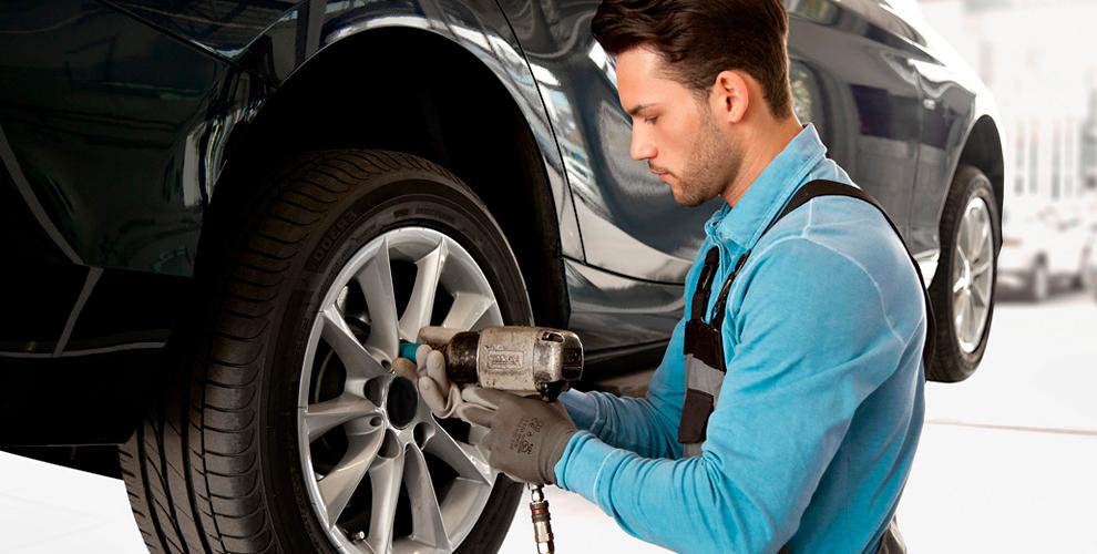 «Шиномонтаж уцирка»: диагностика ибалансировка колес, правка дисков, ремонт прокола