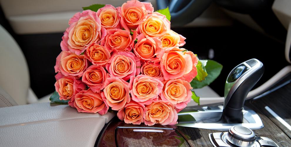 Розы, тюльпаны, лилии, орхидеи, букеты и композиции в магазине «Роза-Мимоза»