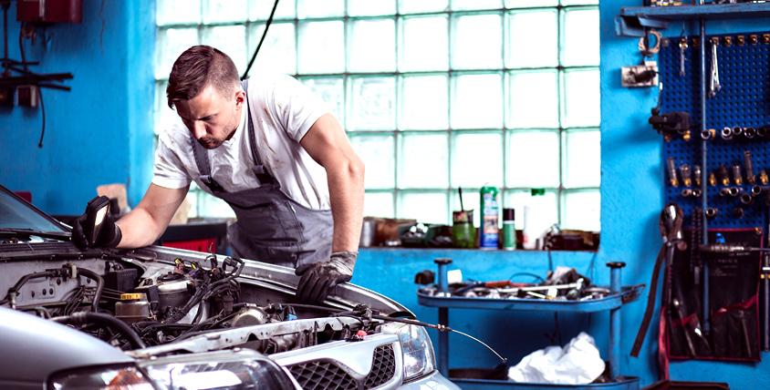 """Замена фильтра, диагностика автомобиля и не только в компании """"АвтоSwap"""""""