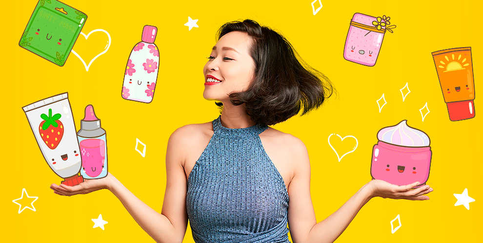 Гели дляумывания, корейские маски длялица, крема винтернет-магазине «Подружка»