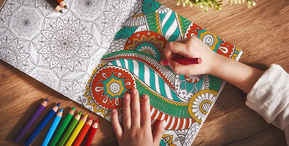 Занятия по рисованию «Мандала», декорированию и не только в творческой студии мART