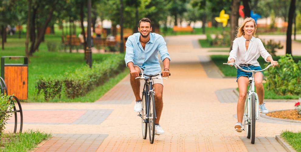 Прокат велосипедов, самокатов, веломобилей и гироскутера в компании «Твой прокат»