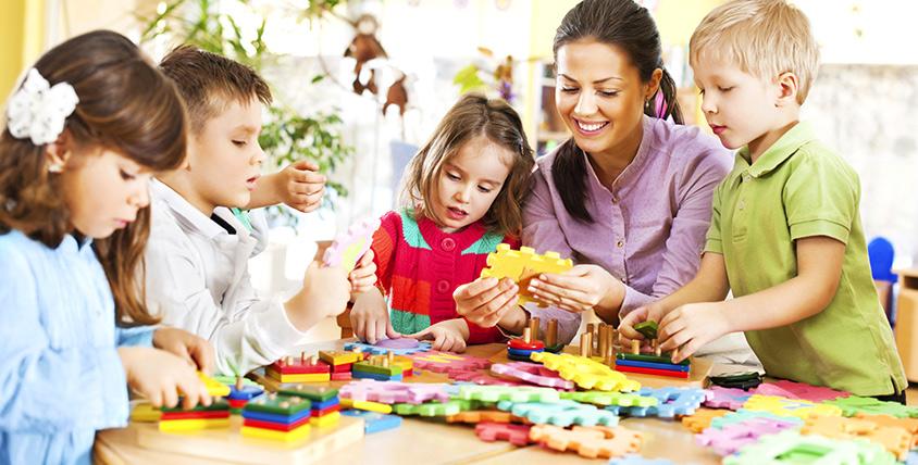"""Посещение детского сада в детском центре Елены Жуковой """"Умка"""". Позаботьтесь о развитии и досуге вашего ребенка!"""
