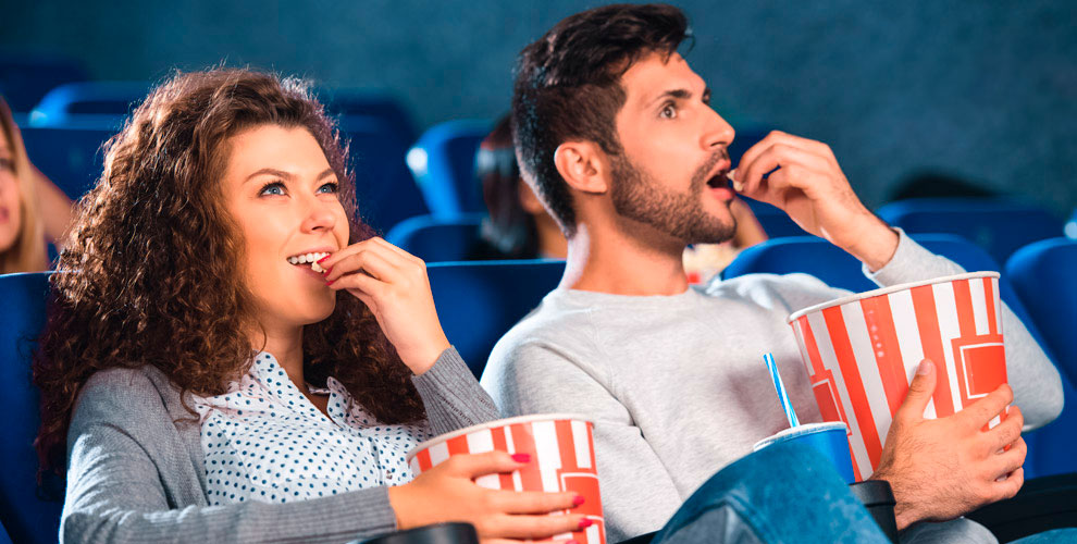 Билеты вкино нафильмы в«Мягкий кинотеатр» вТРК«Гудок»
