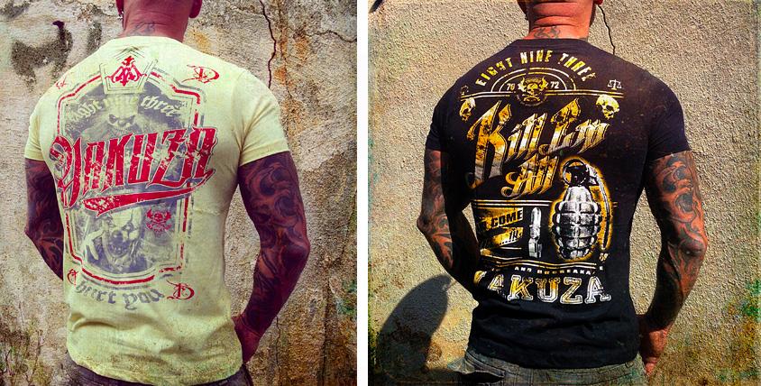 """Стильные футболки, аксессуары и сувениры от сети салонов одежды """"Юшкофф Австралия"""". Когда внешность говорит сама за себя!"""