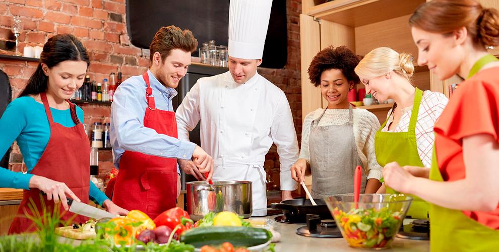 Студия JamStudia: различные кулинарные мастер-классы навыбор