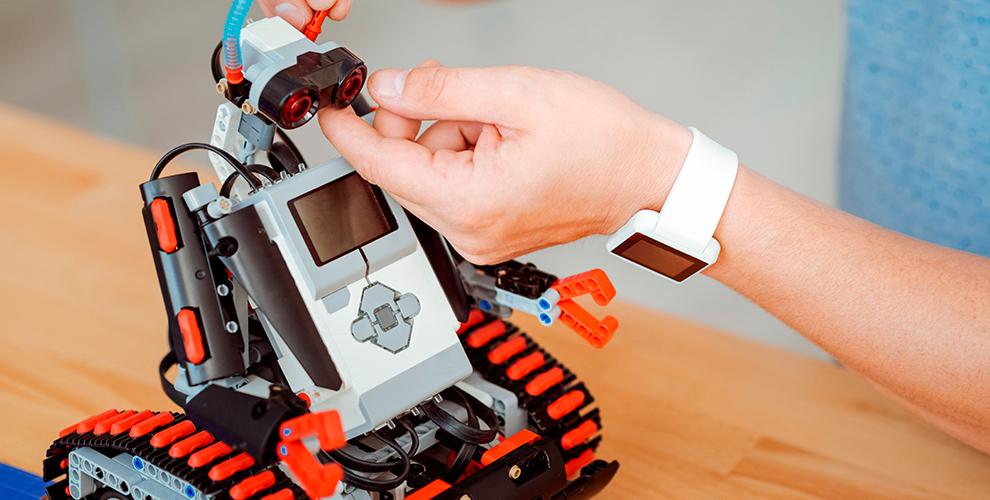 """Робототехника, программирование и 3D-печать для детей в центре """"Техномарс"""""""