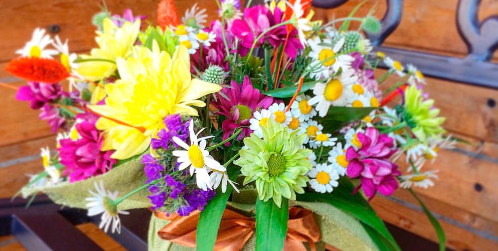 Цветы, композиции,букеты, куклы иигрушки ручной работы встудии «ХочуБукет»