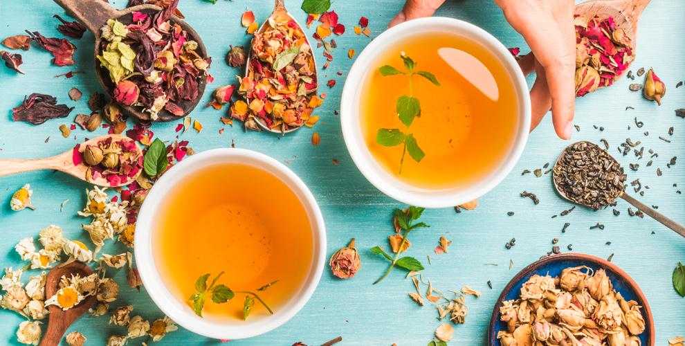 Чай и кофе в зернах, наборы и крем-мед в магазине «Три чайника»