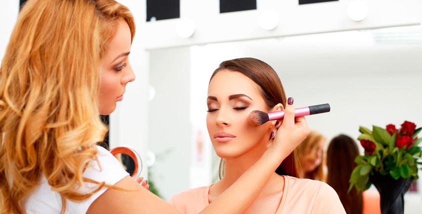 Макияж, парикмахерские услуги и окрашивание бровей от стилиста Елены Мосуновой