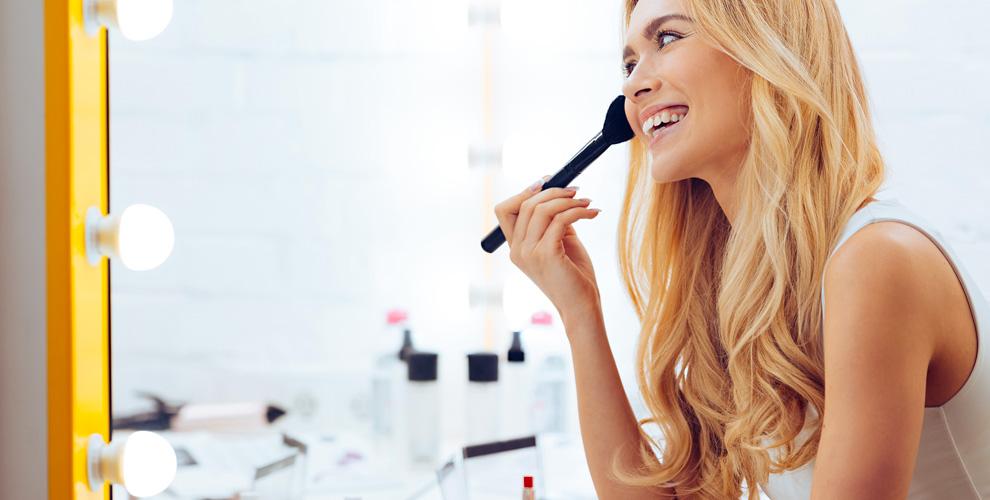 Создание макияжа, прически, а также обучающие курсы в студии визажа Натальи Блажковой