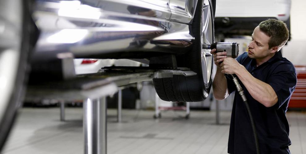 Техцентр «Поехали»: шиномонтаж для легковых автомобилей, джипов, кроссоверов