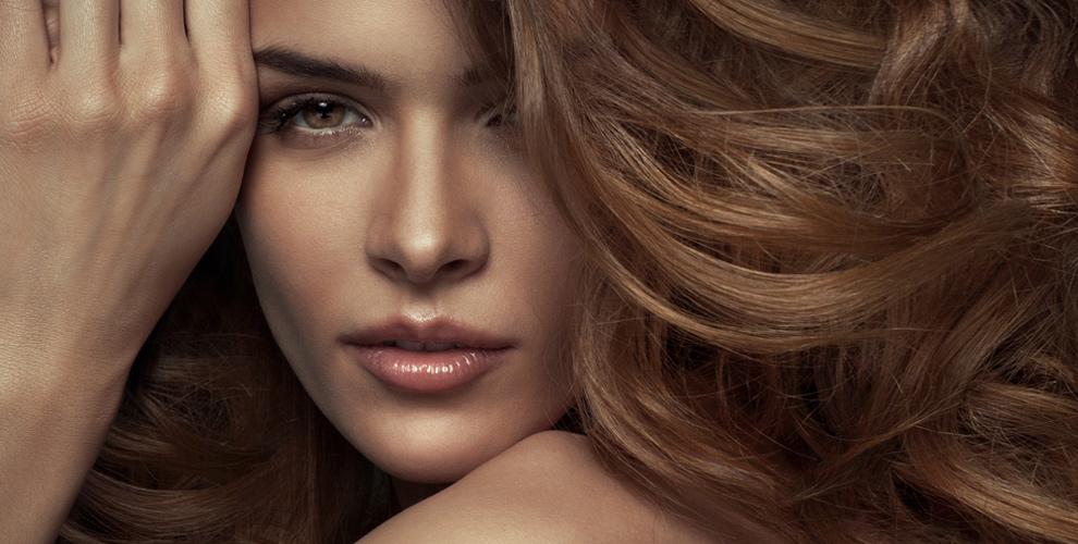 Стрижка, окрашивание, восстановление волос иоформление бровей отстудии «Микс»
