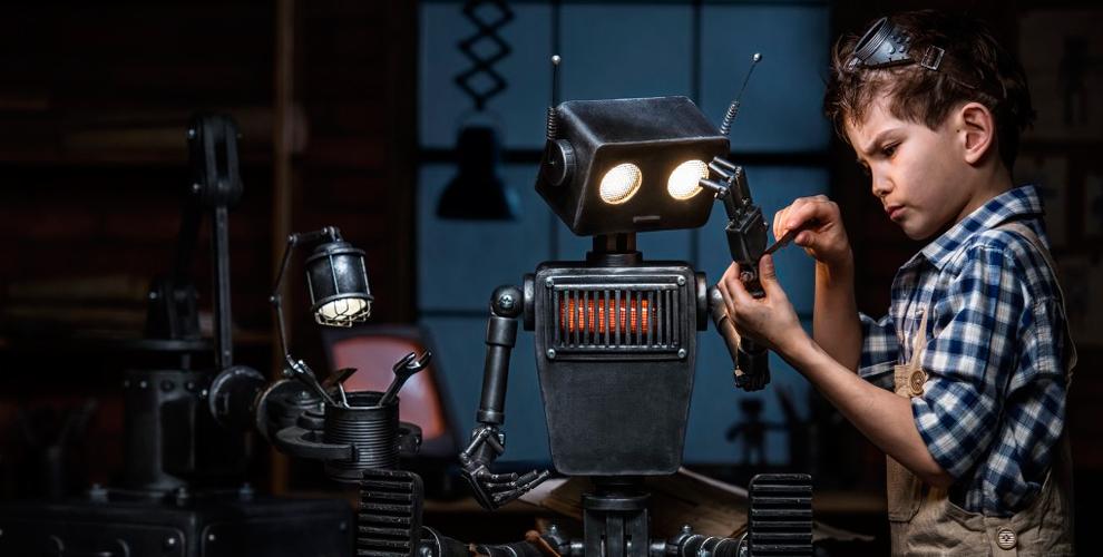 ЦМИТ «ФУТУРУМ»: занятия по робототехнике для детей