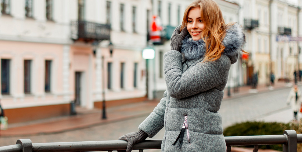 Коллекция пуховиков ипальто всалоне верхней одежды «Московский кашемир»