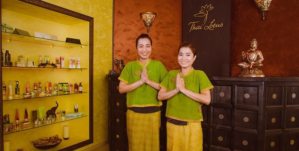 SPA-уход и программы, подарочные сертификаты в студии тайского SPA Thai Lotus