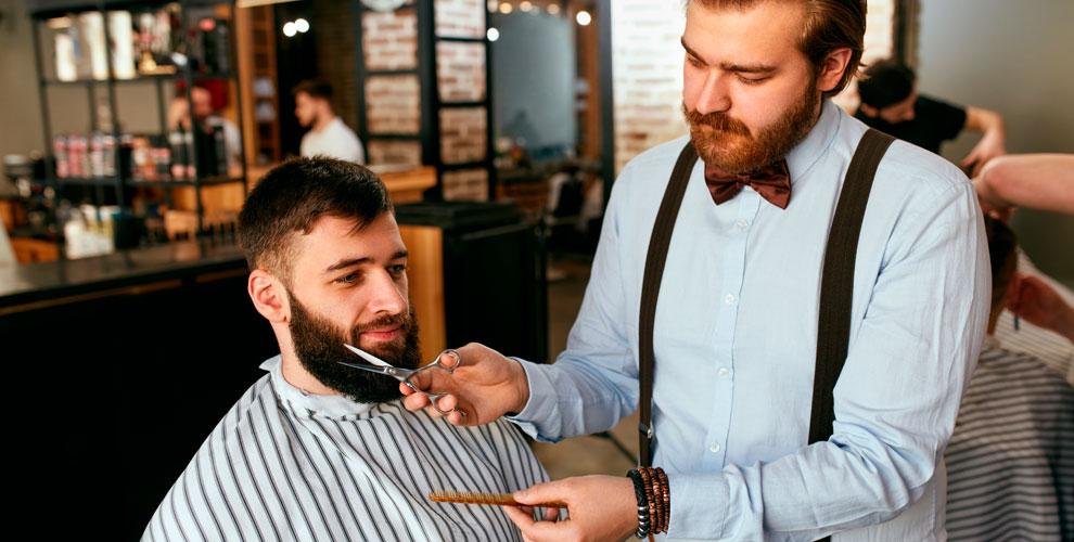 «Бородатая MAFIA»: стрижка, моделирование бороды, «Королевское бритье»
