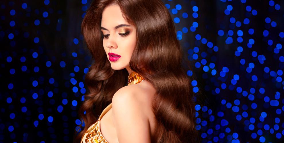 Стрижка, прически, окрашивание волос и оформление бровей в студии Alex Beauty
