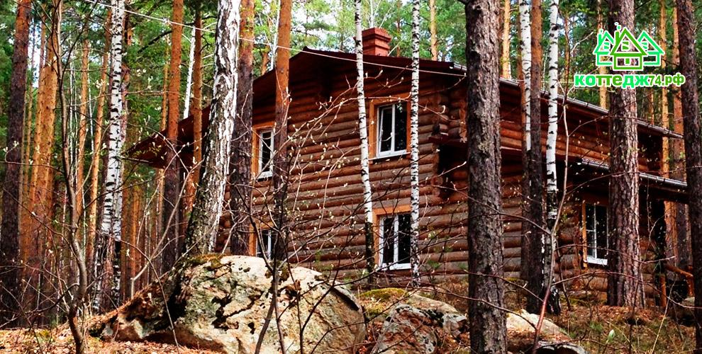 Kotteg74.ru: проживание в коттедже, аренда беседки и бани на озере Большой Кисегач