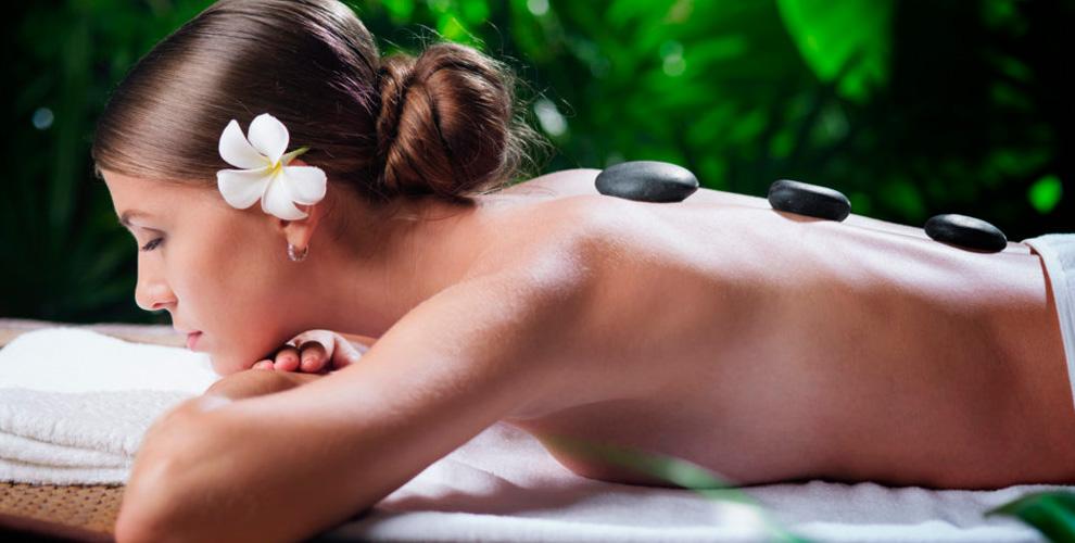 Сеансы массажа гуаша спины и стоун-терапия в салоне красоты «Лина»