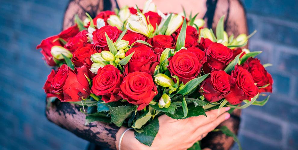 Цветочная лавка Floral: розы, герберы, лилии, букеты, композиции игоршечные растения