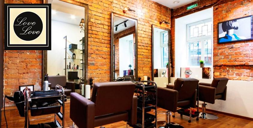 LED-терапия, фототерапия, фотопорация зон на выбор и другое в салоне Love Love Salon Patri